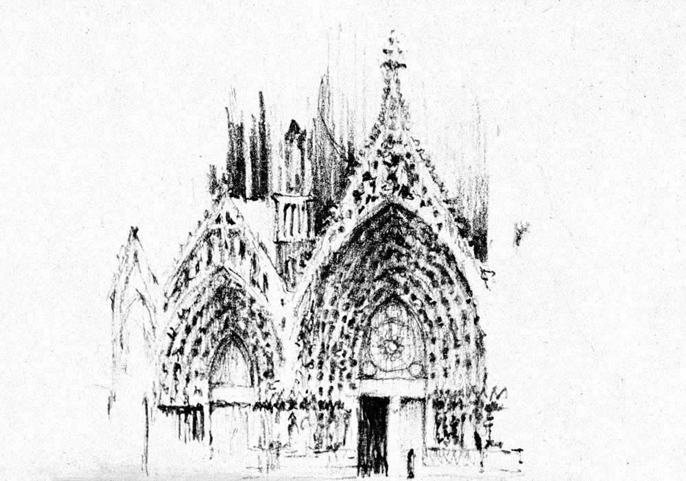 Reims Cathedral Cathedral of Reims France