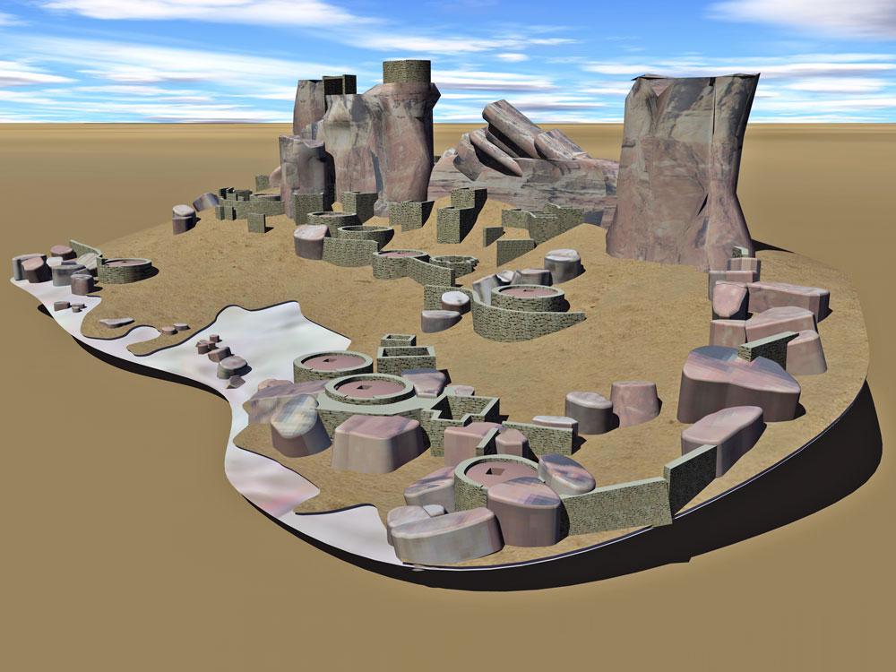 Castle Rock Pueblo